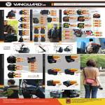 Vanguard Camera Video Bags, Heralder, Skyborne, Adaptor, Sydney, 2GO, Pampas, Supreme