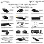 G400, M905, M555b Bluetooth Mouse, M325, G510 Keyboard, Dark Shin Ultra Flat Keyboard, MK220, H230 Headset, H165, C270 Webcam, Z110 Speakers