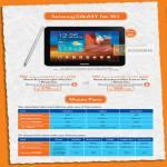 MData Max Plan, Extreem Plan, Free Samsung Galaxy Tab 10.1, Mobile Plans