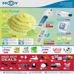 Biounme Laundry Ball, Biocera, Bioeyes, Biomedic, Biofresh, Ikiddo Mini Bank Digital Coin Bank, DigiBank Alarm, IRiver Earphone, Divoom ITour Speaker, Evouni, ILuv, Magneat