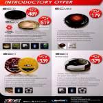 Navicom Agait Eclean Vacuum Cleaners EC02, EC Mini, EC01, EC01 Enhanced