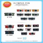 Digital Cameras Accessories E-P3, E-PL3, E-PM1 Leather Skin Japan