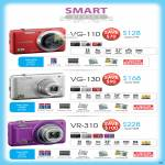 Digital Cameras Smart Series VG-110, VG-130, VR-310