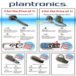 Plantronics Discovery 975, BackBeat 903 Plus, Savor M1100, M100i, ML10