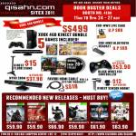 Microsoft Xbox 360 4GB Kinect Bundle, MW3 Bluetooth Headset, Floor Stan, Nyko Zoom, Favori HDMI Cable, Wireless Controller, Sensor Mount, Games, Call Of Duty, Fifa 12, Battlefield 3