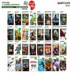 Microsoft Xbox 360 Games Iron Man 2, Bioshock 2, Brothers In Arms, Brink, Duke Nukem Forever, Alone In The Dark, Overlord