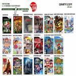 Nintendo Wii Games Ghostbusters, Zelda, Mario, Sonic, Dora, Resident Evil 4, World Kitchen