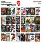Sony Playstation 3 PS3 Games, Overlord Raising Hell, Alien Vs Predator, Fear 2 Project Origin, Bioshock 2, Duke Nukem Forever