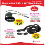 Bluetooth Headphone, Symphone 380, Wireless Headphone Symphony 988, Mic