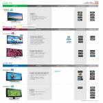 Audio House LED TV Series 4, Series 4 Plus, LCD TV Series 5, Series 4