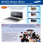 Audio House Singtel Free Mio TV Pack, Free Samsung Notebook