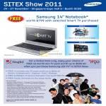 Courts Singtel Free Mio TV Pack, Free Samsung Notebook