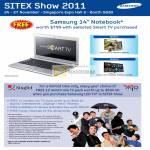 Gain City Singtel Free Mio TV Pack, Free Samsung Notebook