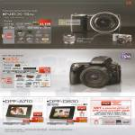 Digital Cameras NEX-5N, A55 DSLR, Digital Photo Frame DPF-A710, DPF-D830