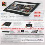 Tablet PlayStation SGPT111SG S, SGPT112SG S