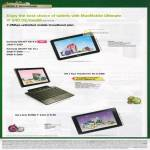 Mobile Broadband Tablet MaxMobile Ultimate, Samsung Galaxy Tab 8.9, ASUS Transformer 3G, Acer Iconia A101