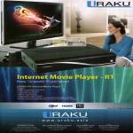 Internet Movie Player R1 Bell Systems UKC Electronics