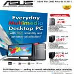 Desktop PC CM6431, CM1740-A4, CM1740-A8