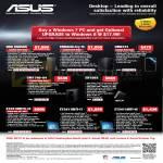 Desktop PC ROG CG8565, CM6830-Ivy, CM6731, ET2210IUTS, ET2411INTI, ET2411INTI