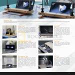 Notebooks Tests Vibration, Shock, Spin, High Acceleration, Port, Temperature, Fall