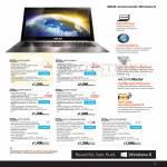 Notebooks UX31A-R4005H, UX31A-R4003H, UX32VD-R3001H, UX32VD-R4002H, UX21E-KX008V, UX31E-RY009V 024V 029V, UX31E-RY010V 026V