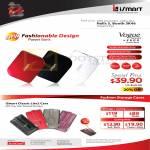 ISmart External Battery Charger Vogue V3600, Classic Lite2 Storage Case, External Storage