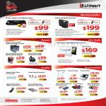 ISmart Media Player, Media Recorder, Notebook Adapter, LED Digital Photo Frame, Earphone, Accessories, Ipad Case, Mouse