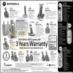 Alcom Motorola Dect Phones C601, D501, 0101, S1201, C401, C402, D1002, C602, D1001, D511