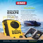 GME Sound Safe Protective Smartphone Case