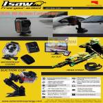 Isaw Car Video Recorder Features