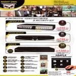 Night Owl Digital Video Recorder DVR Security Apollo, Poseidon, Zeus HDMI 16 Cameras