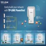 TP-Link Networking Powerline Adapter