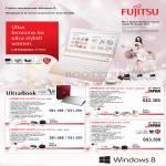 Fujitsu Ultrabook Notebooks Lifebook UH572 S5W-3H S5W, CH702 W5W8P P5W8P BR5W8P, UH572 S7W-3H R7W-3H S7W R7W, U772 R7WP S7WP