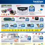 Labellers P-Touch PT-1290VP, PT-60, PT-90VP, QL-700VP, PT-D200VP, PT-2030, PT-2430PC, PT-2730, PT-7600VP, NV-950 Sewing Machine, AS2730S, DS-140