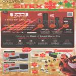 Creative Sound Blaster Axx SBX 20 SBX 10 SBX 8, ZiiSound D5x D3x, Creative D80, WP-250 Headphones, HS-930i
