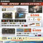 Digital Cameras ZR1000, ZR200