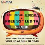 Training CEH, CCNAX, MCITP SA, Free 32 LED TV