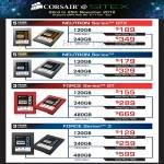 Storage SSD Neutron Series GTX, Force Series, Neutron Series, Force Series 3