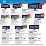 Monitors Ultrasharp ST2320L, LED S2340T, S2240L, S2340L, S2440L, S2740L, U2312HM, U2412M, U2713M, U3011, U2711, U2410