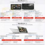Apple Macbook Pro Notebook, Macbook Air