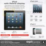 Apple IPad 4 Retina Display, IPad Mini, IPad 2