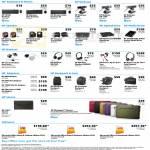Accessories Keyboard C2500 Wireless Slim Elite V2, Webcam 1300 HD2300 HD3310, Speakers, Headset, Power Adapters, Backpacks Bags, Sleeve, Microsoft Office 2010
