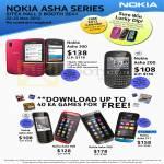 Jim & Rich Mobile Phones Nokia Asha 300, 200