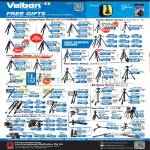 Velbon Tripods Geo, Sherpa, Ultra, Video, Monopods, Table Pods, Ultra Maxi, Dolly, FHD, QHD