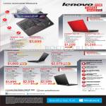 Notebooks Twist, Edge 430, X230, T430