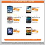 Business Mobile Phones Samsung Galaxy S III LTE, Ace 2, Blackberry Bold 9900 9320, Huawei Honor, HTC One X Plus