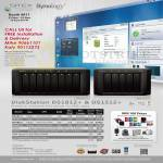 Ace NAS Synology DiskStation DS1512 Plus, DS1812, DX213, DX513