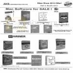 MCL Distribution Software Parallels Desktop 8, Codeweaver, Intego, Prosoft Data Rescue, Mariner