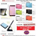 IPad Mini Case Gissar Cross