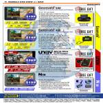 Maka GPS Marbella Geomate 500, 400, Unav HD DVR Navigator, N50